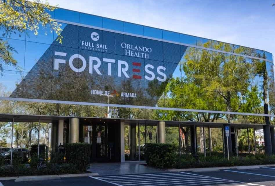 Orlando Health Secures Naming Rights and Partnership with Full Sail University's Esports Arena