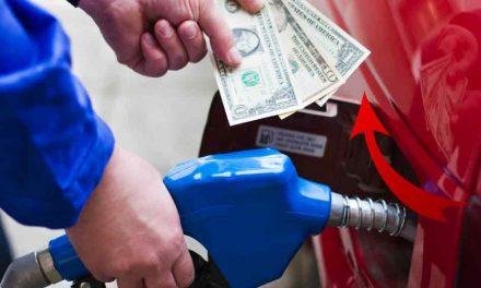 Florida gas prices hit 3-year high at $2.91 per gallon, Osceola at $2.89