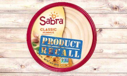 Recall alert: Salmonella discovered in Sabra hummus