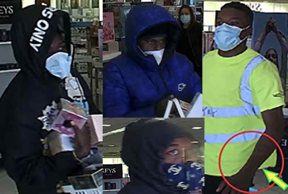 KPD looking for 4 suspects who stole $5,000 in merchandise from Kissimmee Ulta Beauty store