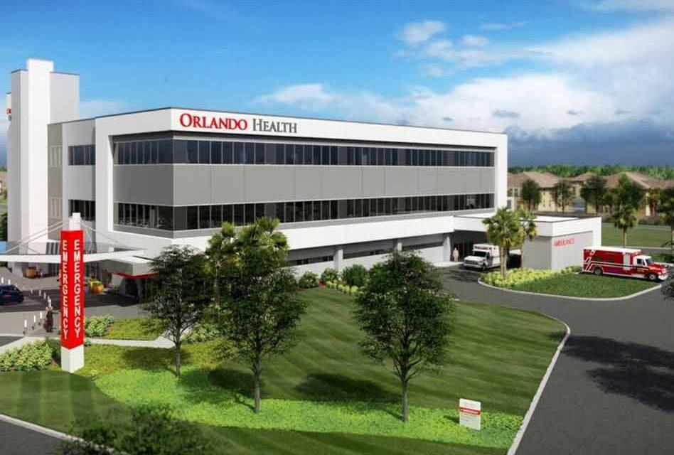 Opening Soon: Orlando Health Emergency Room and Medical Pavilion Randal Park