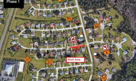 Road closures to thru traffic for Mendoza Dr./Ln. and San Remo Rd. area beginning Monday, March 29