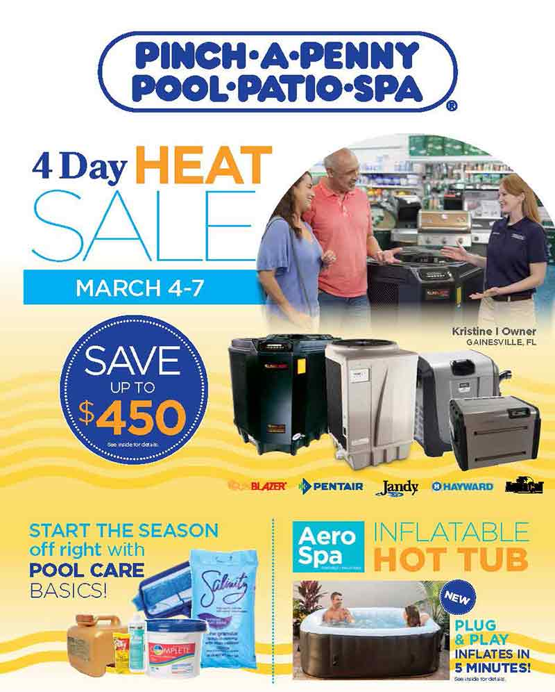 Pinch a Penny 4-Day Sale St. Cloud Florida