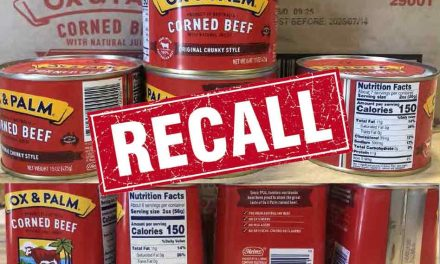 Canned corned beef recalled for not being re-inspected