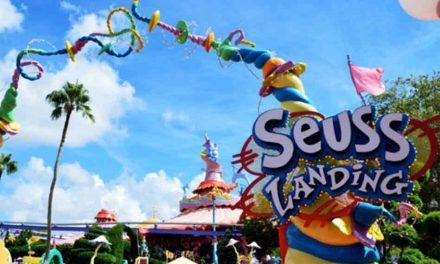 "Universal Orlando evaluating ""Seuss Landing"" area after Dr. Seuss Enterprises stops publishing 6 books"