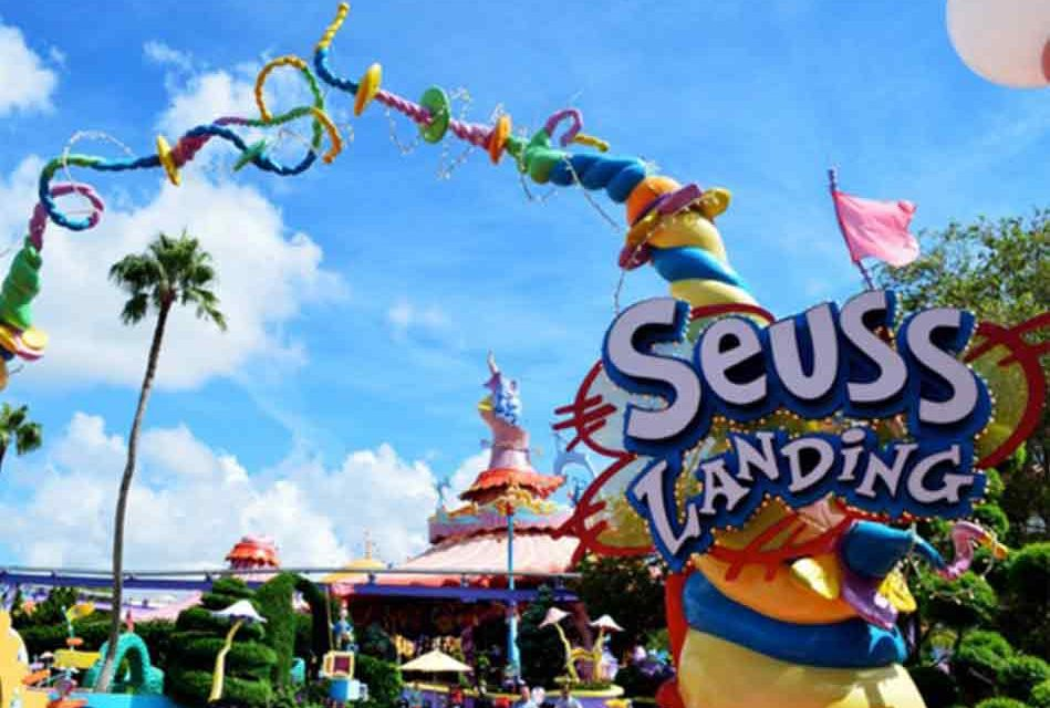 "Universal Orlando evaluating ""Seuss Landing"" area after Dr. Seuss Enterprises stops publishing 6 books"