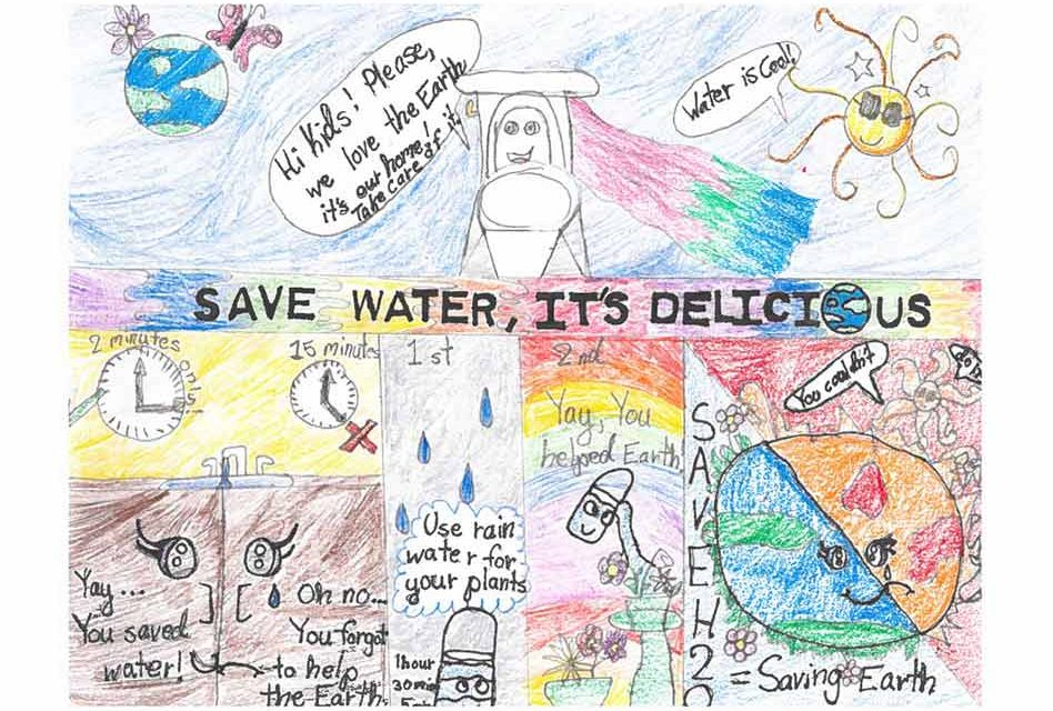 St. Cloud announces water conservation poster contest winners