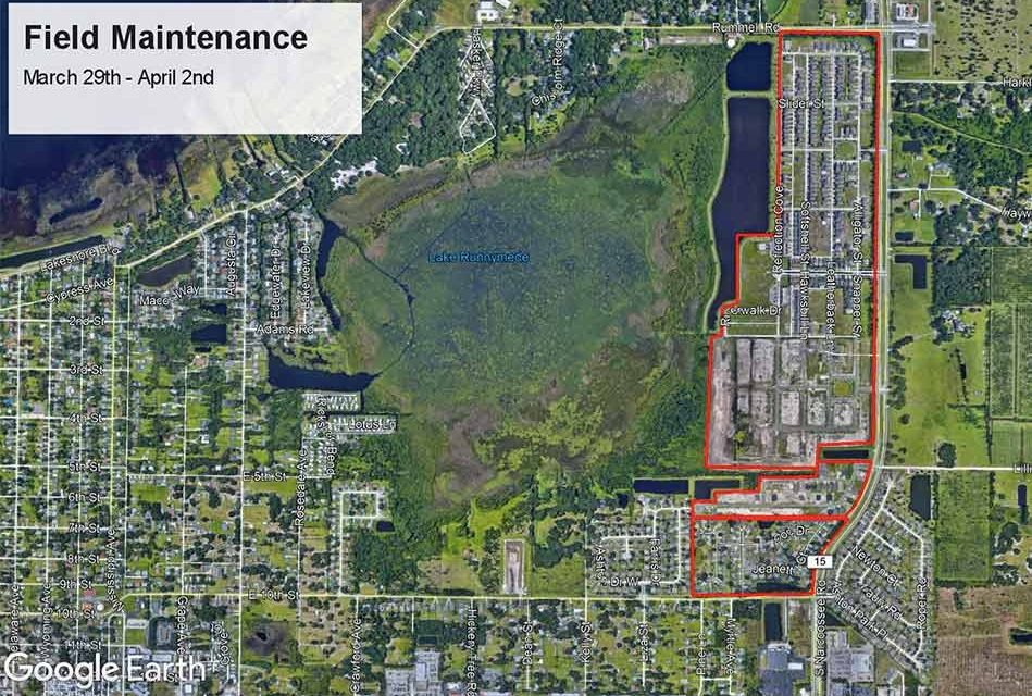 St. Cloud Utilities to perform routine maintenance on valves and flushing hydrants in some areas this week