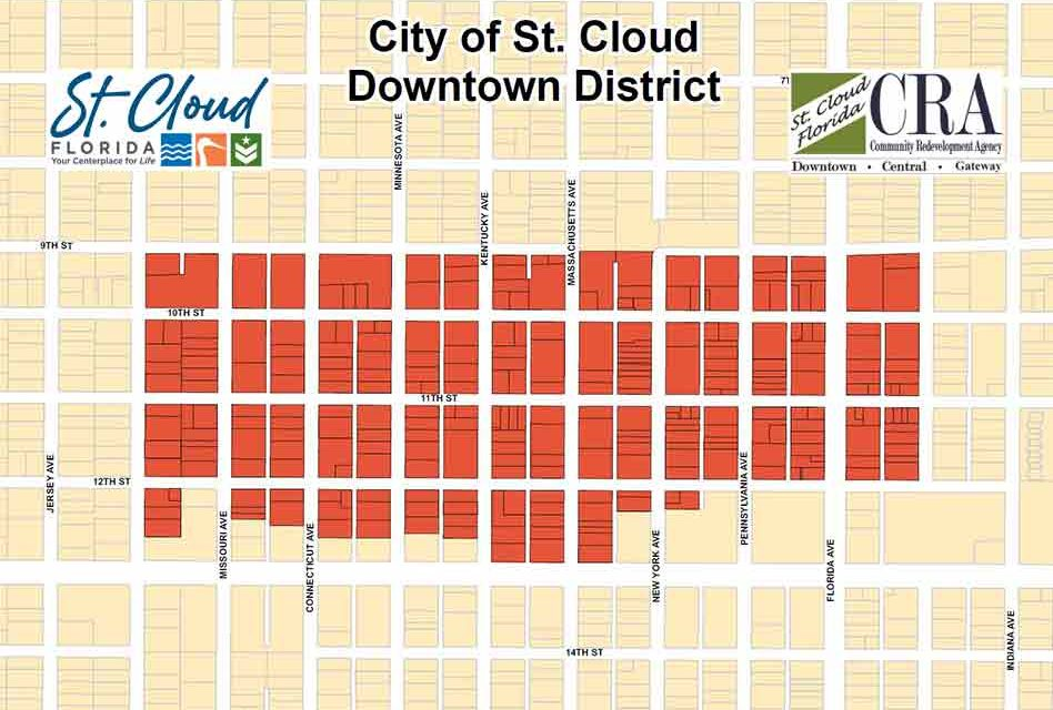 An Info Series from City of St. Cloud: What is a CRA and what is St. Cloud's CRA?