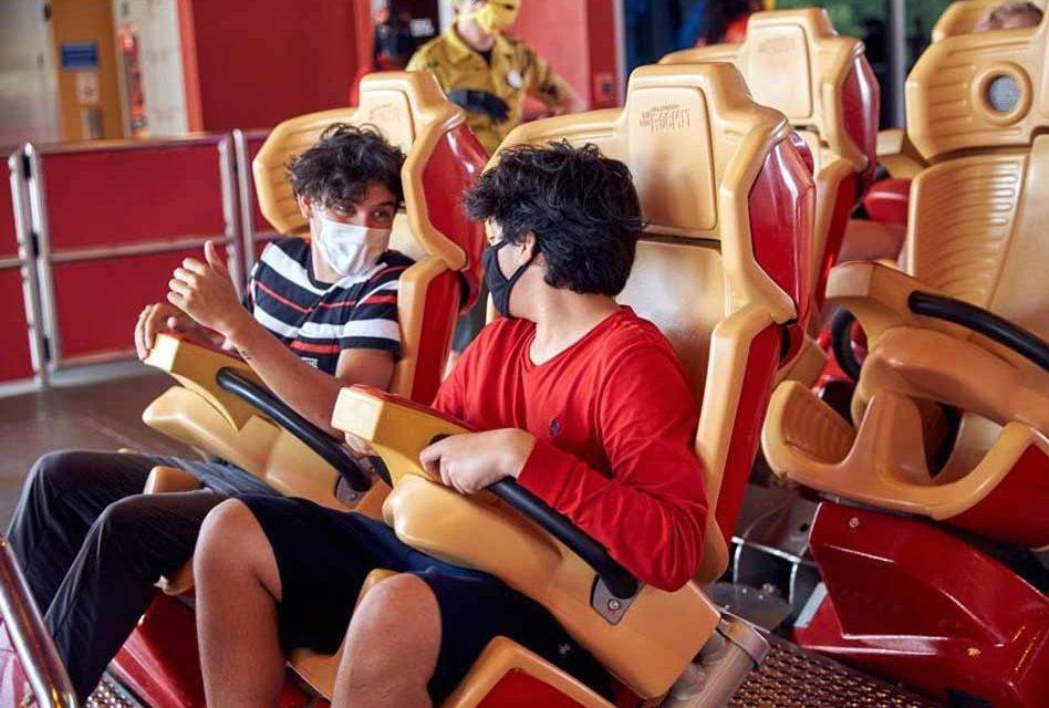 Grad events to return at Universal Orlando Resort in 2022
