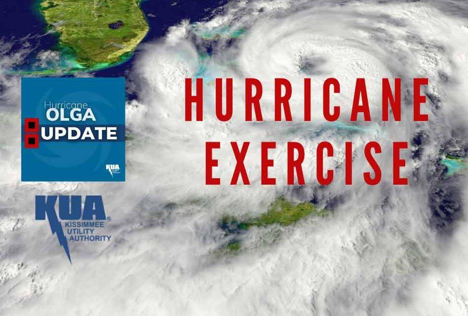 KUA stages mock disaster ahead of predicted above-average 2021 hurricane season