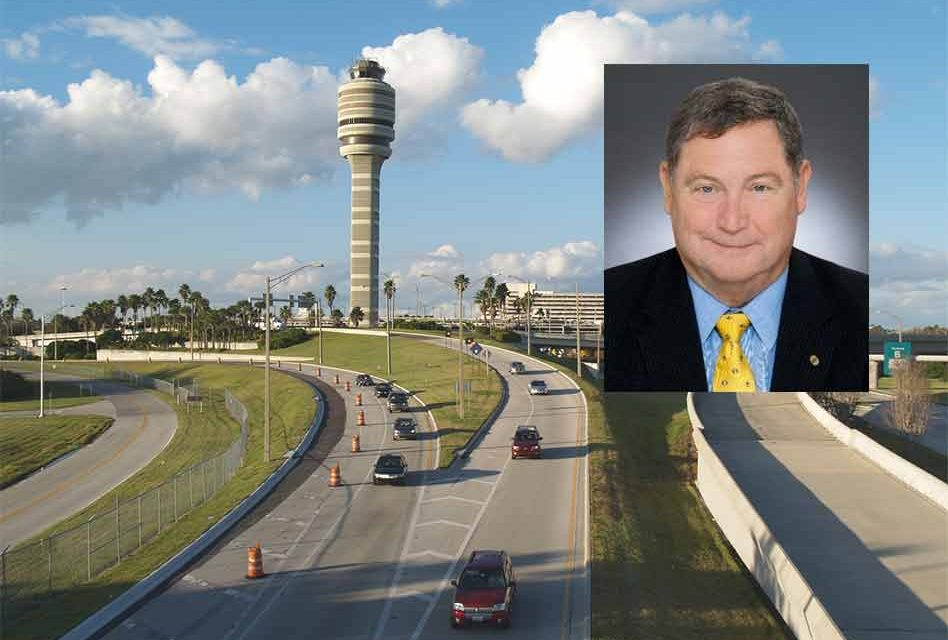 Orlando International Airport CEO Phil Brown announces plans to retire