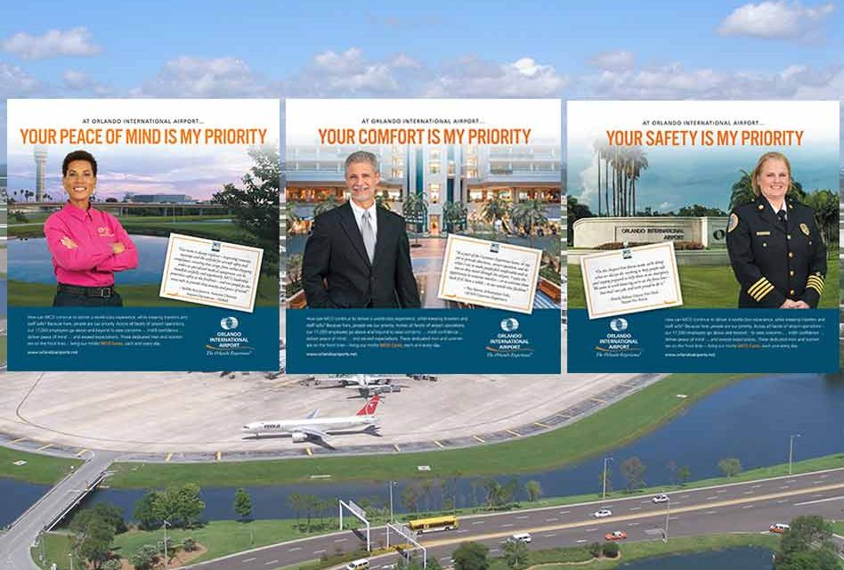 Orlando International Airport Welcomes Increased Traffic with Focus on Employees