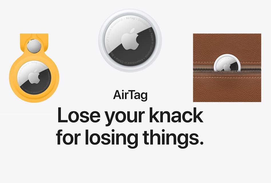 Prone to losing things? Try Apple's new $29 AirTag tracker
