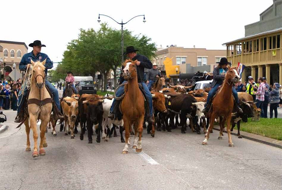 Kissimmee announces temporary road closures in Downtown Kissimmee for 2021 Cattle Drive event Monday