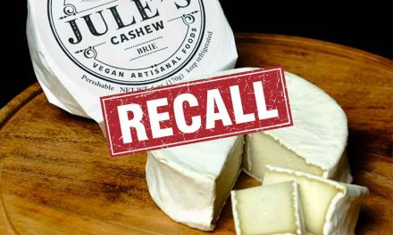 Jule's vegan cheese alternative recalled for salmonella in Florida and 16 other states