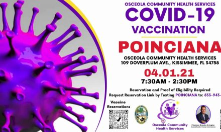 Osceola Community Health Services in Poinciana to host COVID-19 vaccines Thursday and Friday, registration required
