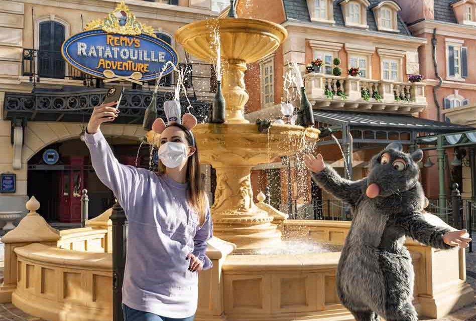 Walt Disney World to allow guests to be maskless in photos beginning April 8