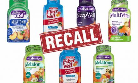 Vitafusion gummy vitamins recalled after reports of metallic mesh material