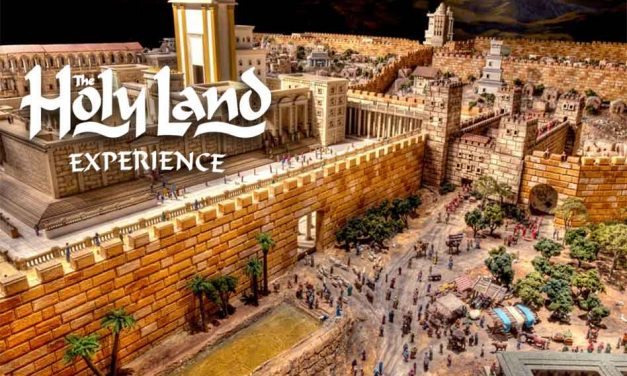 Holy Land Experience to open next week for 2 free days!