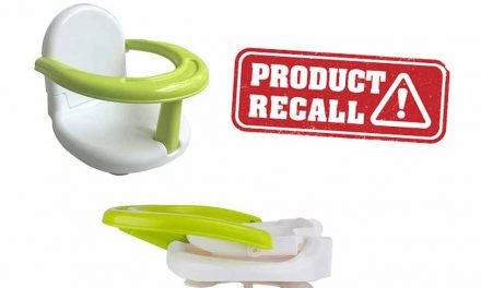 Popular foldable infant bath seat recalled amid drowning concerns