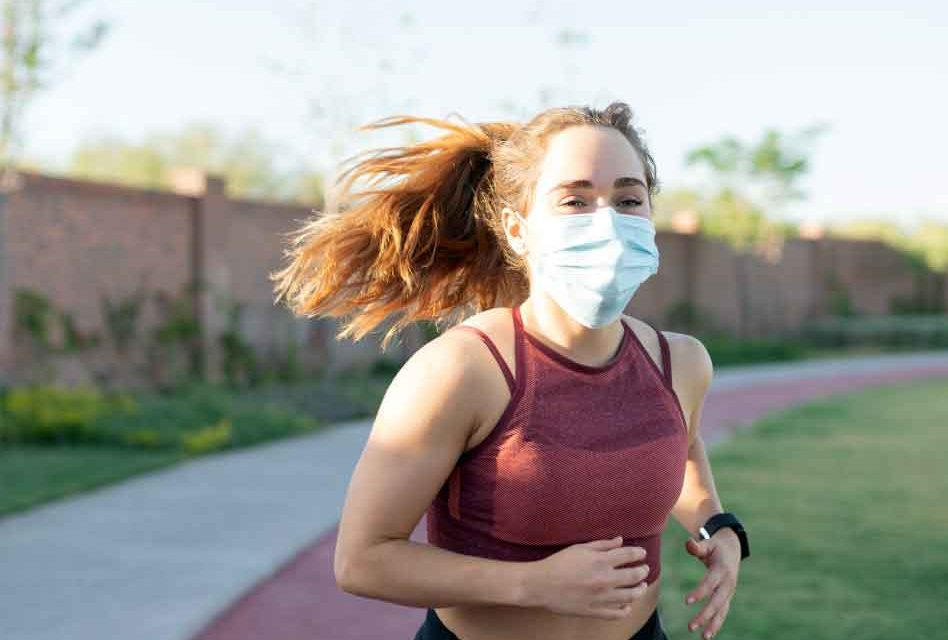 CDC relaxes outdoor mask guidance for fully vaccinated people