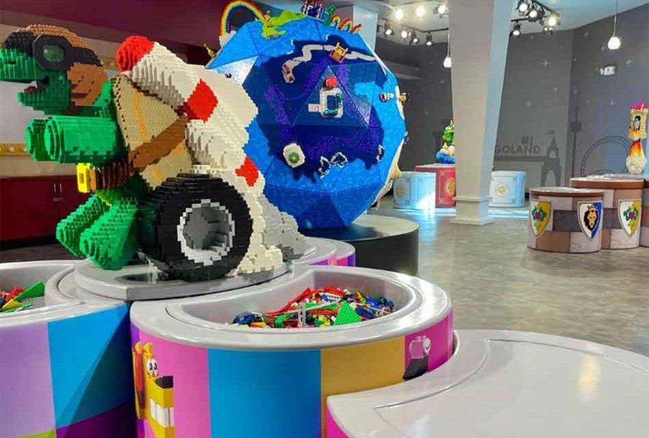 Legoland's new Planet Legoland experience to open Friday