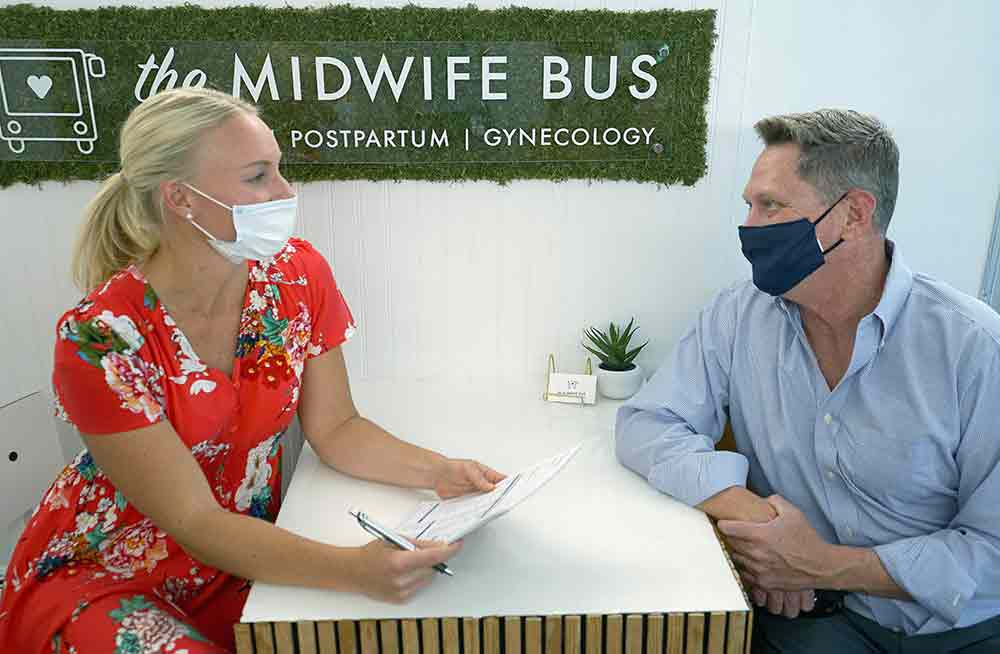 Midwife Bus
