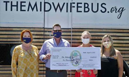 Osceola County Chairman Brandon Arrington Supports Women's Healthcare through 'The Midwife Bus'