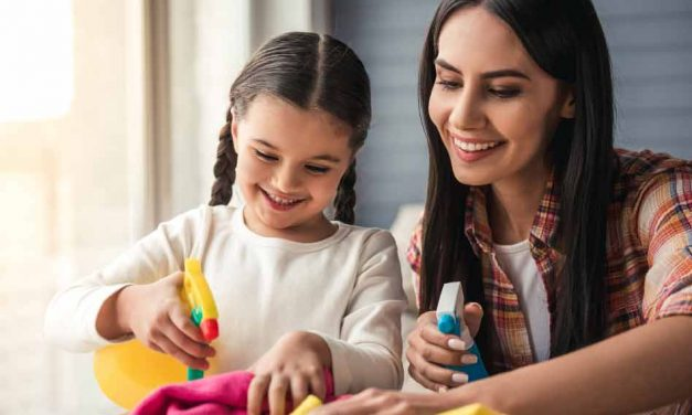 Orlando Health: The Best Way to Spring Clean Your Home (According to a Pediatrician)