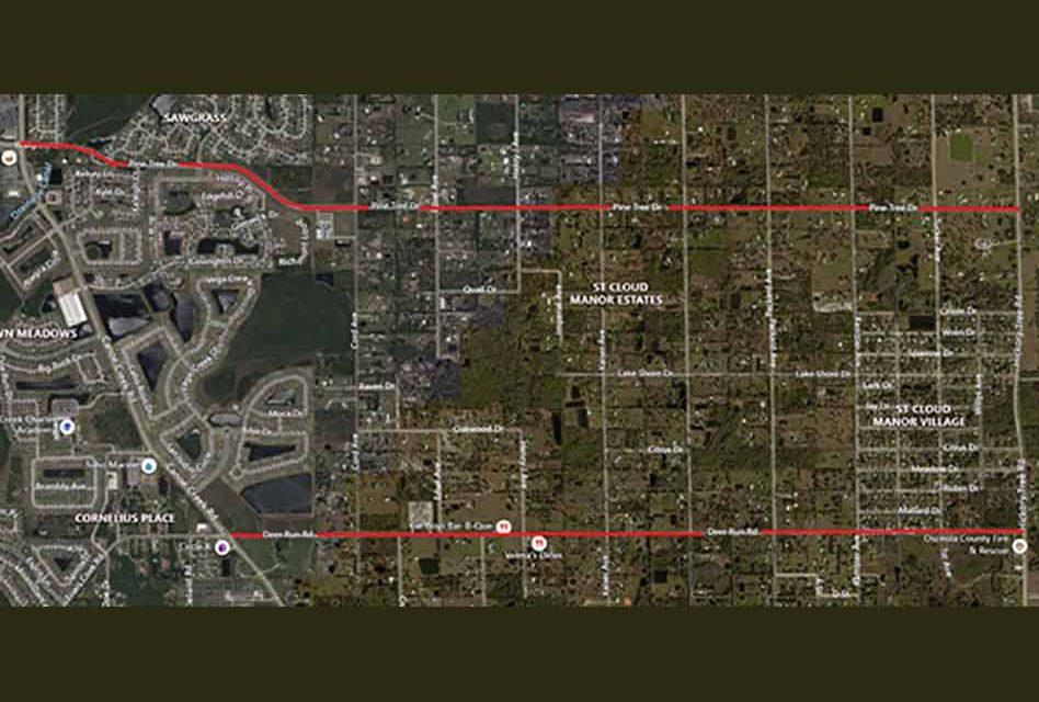 Osceola County announces road resurfacing in Pine Tree Drive and Deer Run areas