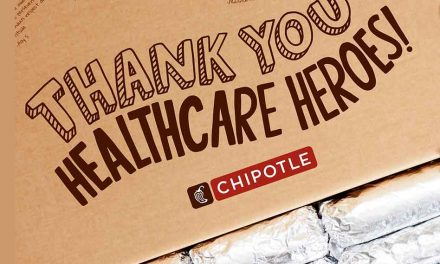 Chipotle invites fans to thank healthcare professionals, pledges 250,000 free burritos