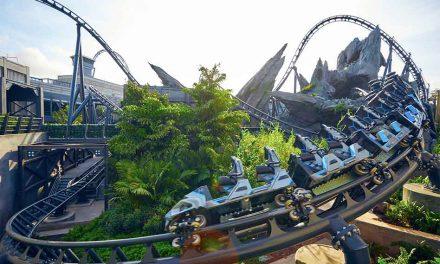 Universal Orlando Resort reveals details about the Velociraptors in Jurassic World Velocicoaster Opening June 10