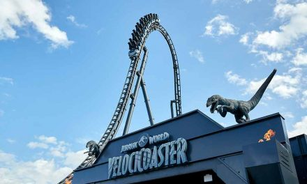 It's Official, Jurassic World VelociCoaster to open at Universal Orlando Resort June 10, 2021