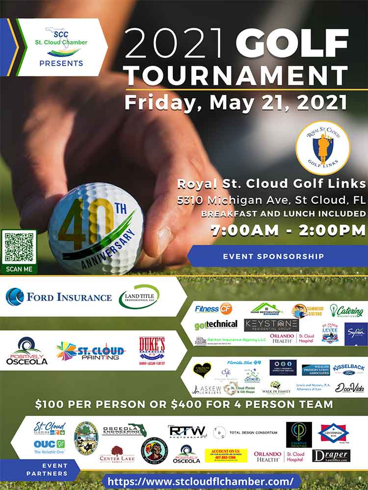 St. Cloud Chamber Golf Tournament