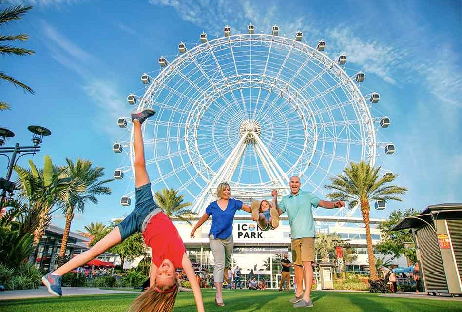 Florida residents can enjoy exclusive 40% off special ticket offers at ICON Park