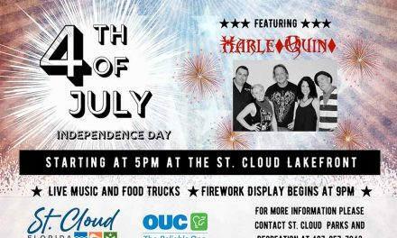 The rockets' red glare returns to St. Cloud's Lakefront as the city hosts their July 4th Celebration