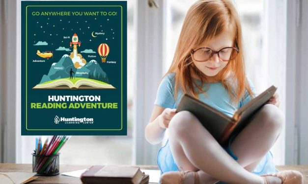 """Huntington Learning Center Launches Reading Adventure Program Themed """"Anywhere You Want to Go"""""""