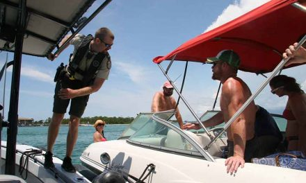 Florida Boaters urged to boat safely during National Safe Boating Week