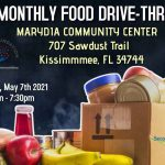 Mercy Foundation, Marydia Community Center to host drive-thru food distribution event Friday at 6pm