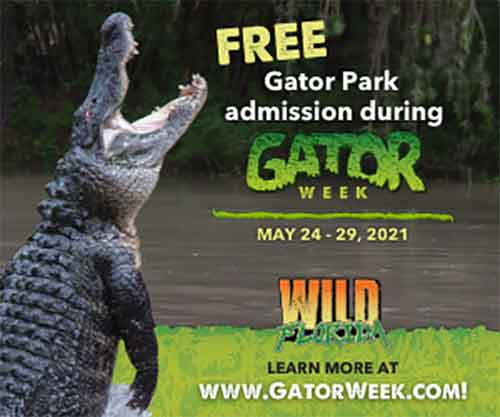 Gator Week May 24-29