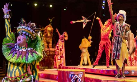 """""""A Celebration of Festival of the Lion King"""" to open May 15 at Disney's Animal Kingdom"""
