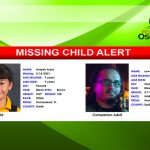Missing Child Alert issued for 9-year-old Florida girl