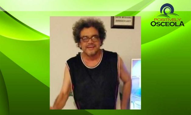 Osceola County Sheriff's Office requesting public 's help in locating a missing 61-year-old Kissimmee man