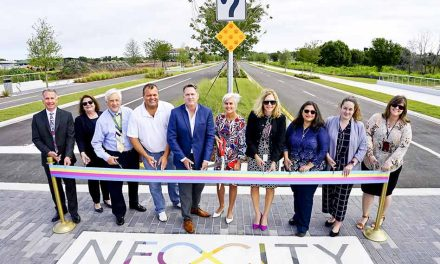 Osceola officially opens NeoCity Way, continuing progress in county's emerging technology hub