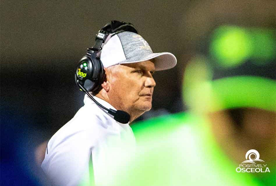 Osceola Kowboys football head coach Doug Nichols retires, bringing an end to an era
