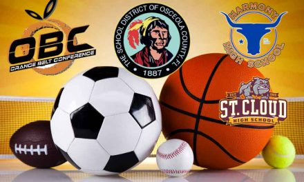 Osceola School District's High School Athletic Teams Recognized For Top Academic Performances