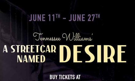 Next up on Osceola Arts' Stage… Tennessee Williams' A Streetcar Named Desire beginning Friday June 11