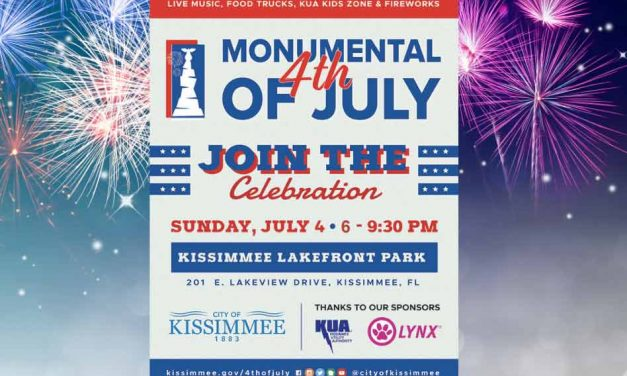 City of Kissimmee to host Monumental 4th of July Festival at Kissimmee Lakefront