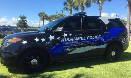 Third time not a charm, suspect arrested after 3 hit and run crashes, short layover at Kissimmee Airport